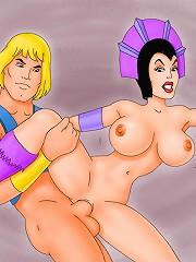 He-man Porn